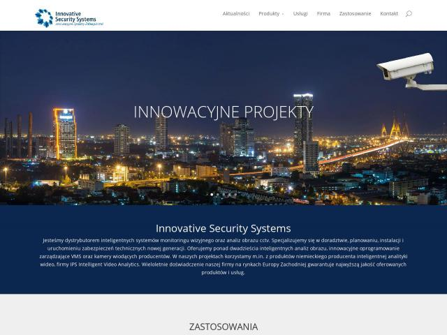 Innovative Security Systems Sp. z o.o.